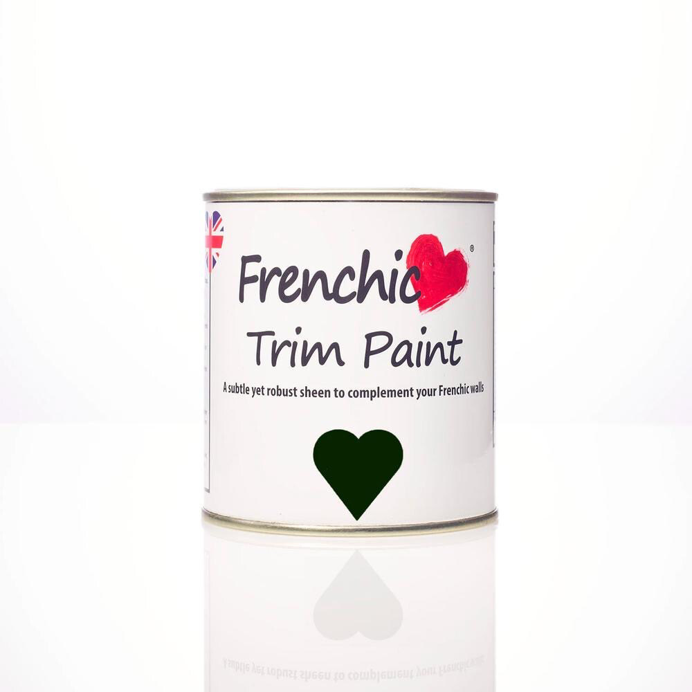 Frenchic Trim Paint Black Forest 500ml
