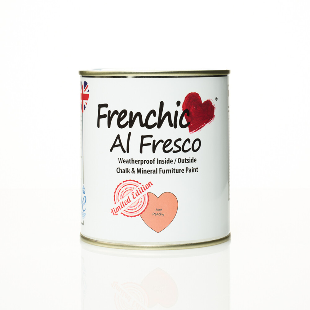 Frenchic Alfresco Just Peachy 500ml Limited Edition