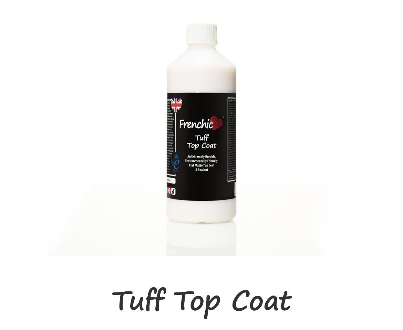 Frenchic Tuff Top Coat