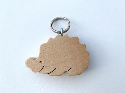 Porte-clés hérisson et baleine