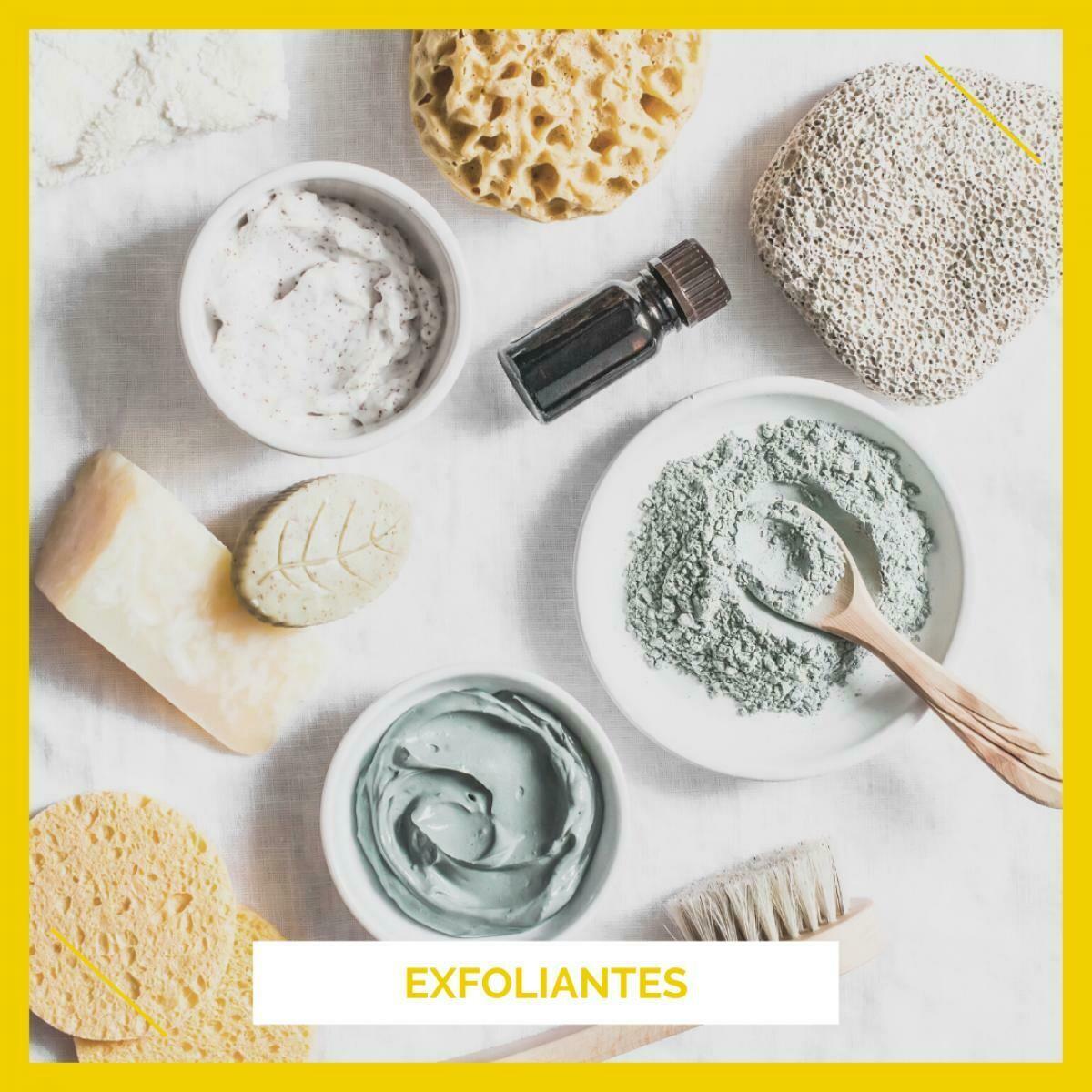 Higiene, exfoliantes y mascarillas