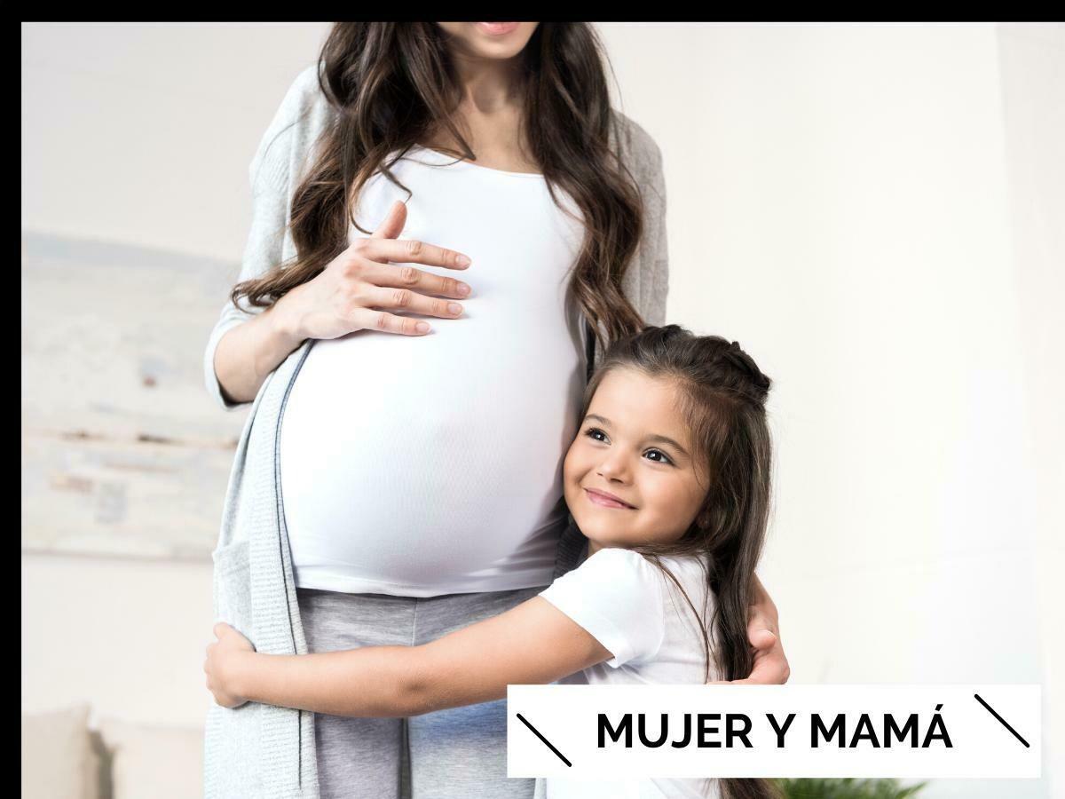 Mujer y Mamás