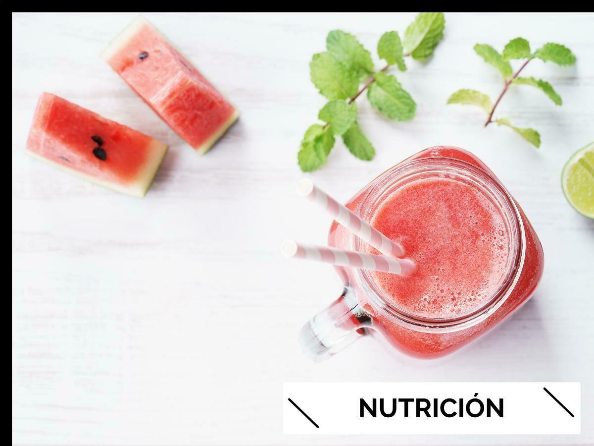 Nutrición y control de peso