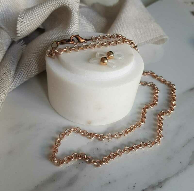 Face Mask Chain - Refined