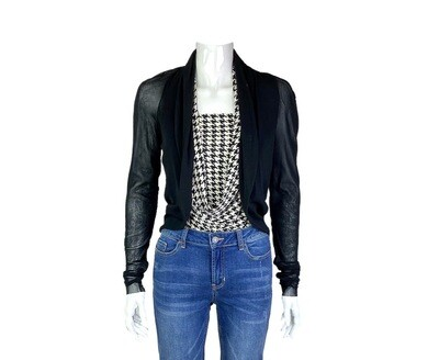 Maxima Sheer Fitted Jacket