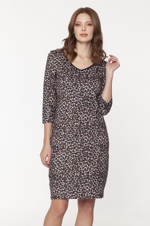 Reversible V-Neck Siesta Dress