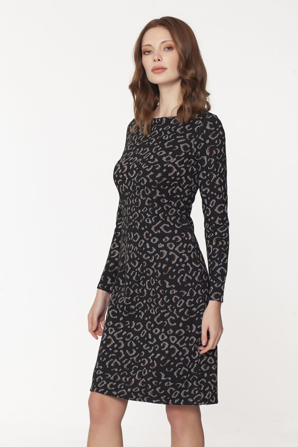 Bombas Long Sleeve Dress