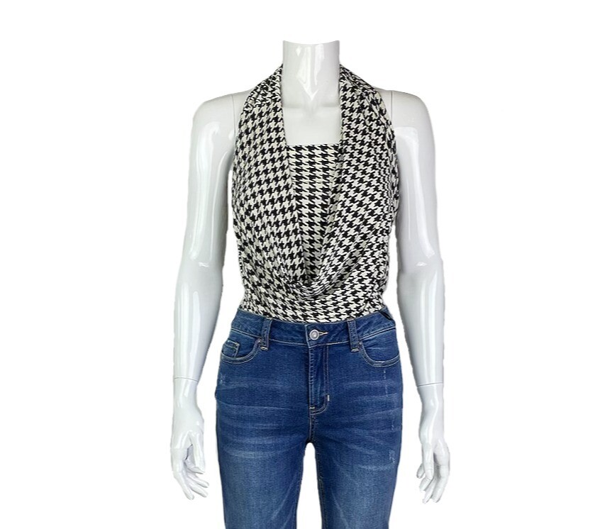 """All-In-One Mini """"Houndstooth"""""""