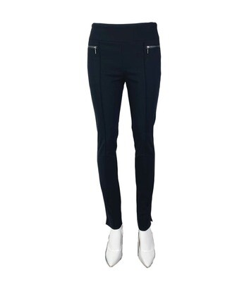 Zoe Cigarette Pant In Black
