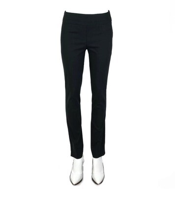 Zoe Classic  Black Pull On Pant