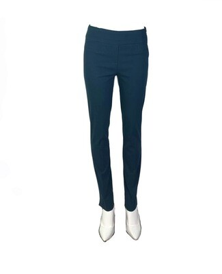 Zoe Classic  Blue Spruce Pull On Pant