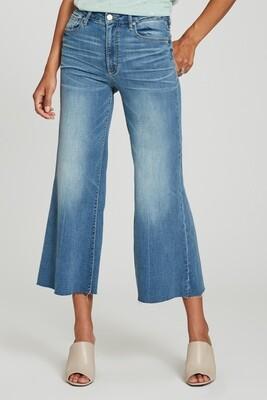Charlotte Crop Flare Jean