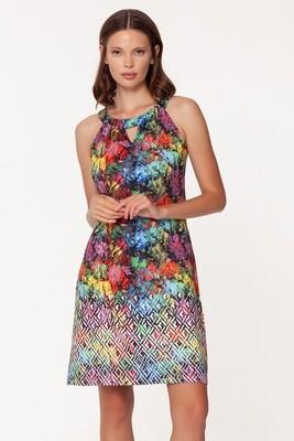 Audrey Keyhole Dress