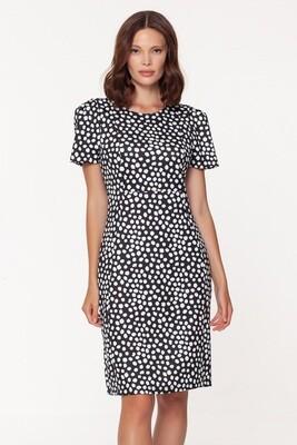 Bette Back Zipper Dress