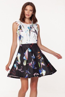 Paradise Valley Fit and Flare Dress