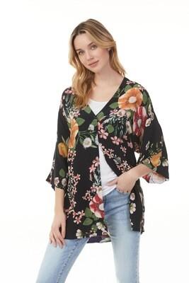 Key Largo Reversible Kimono