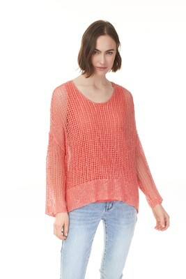 Christina's Crochet Melon Sweater