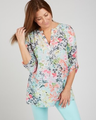 Papaco Romantic Garden  Blouse