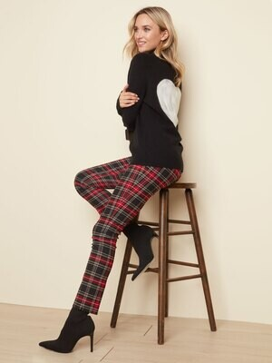 Piccadilly Plaid Pant