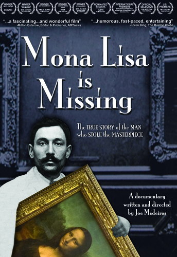Mona Lisa Is Missing - DVD -  Feature Version + Bonus Features