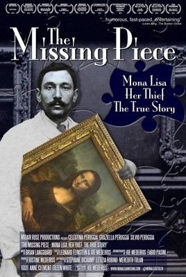 """""""The Missing Piece"""" Poster"""