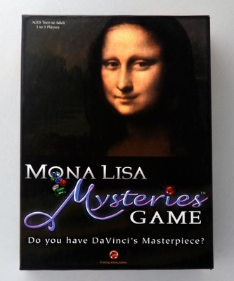 Mona Lisa Mysteries Game