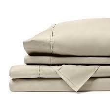 Comphy King Cream Sheet Set