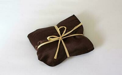 Comphy Eye Pillow Kit - Color Chocolate