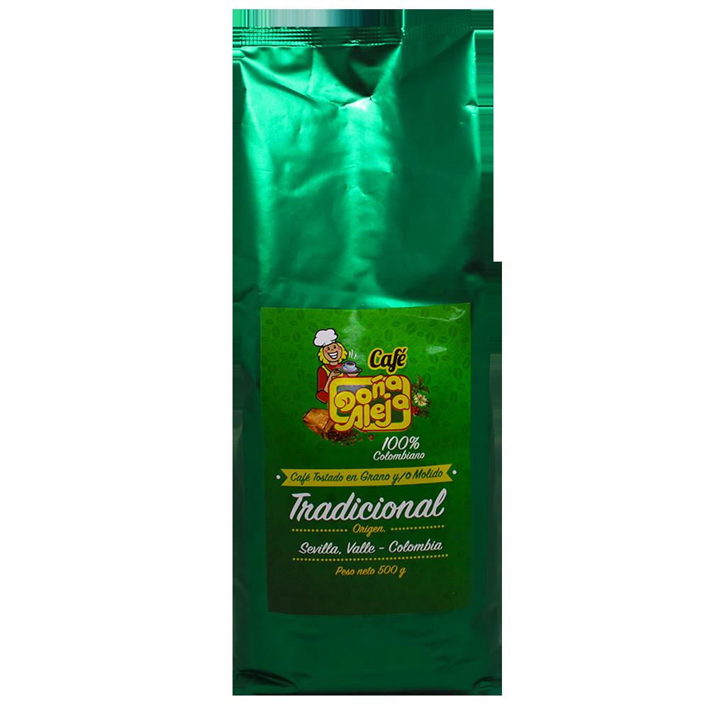 Café Tradicional molido x 500 g
