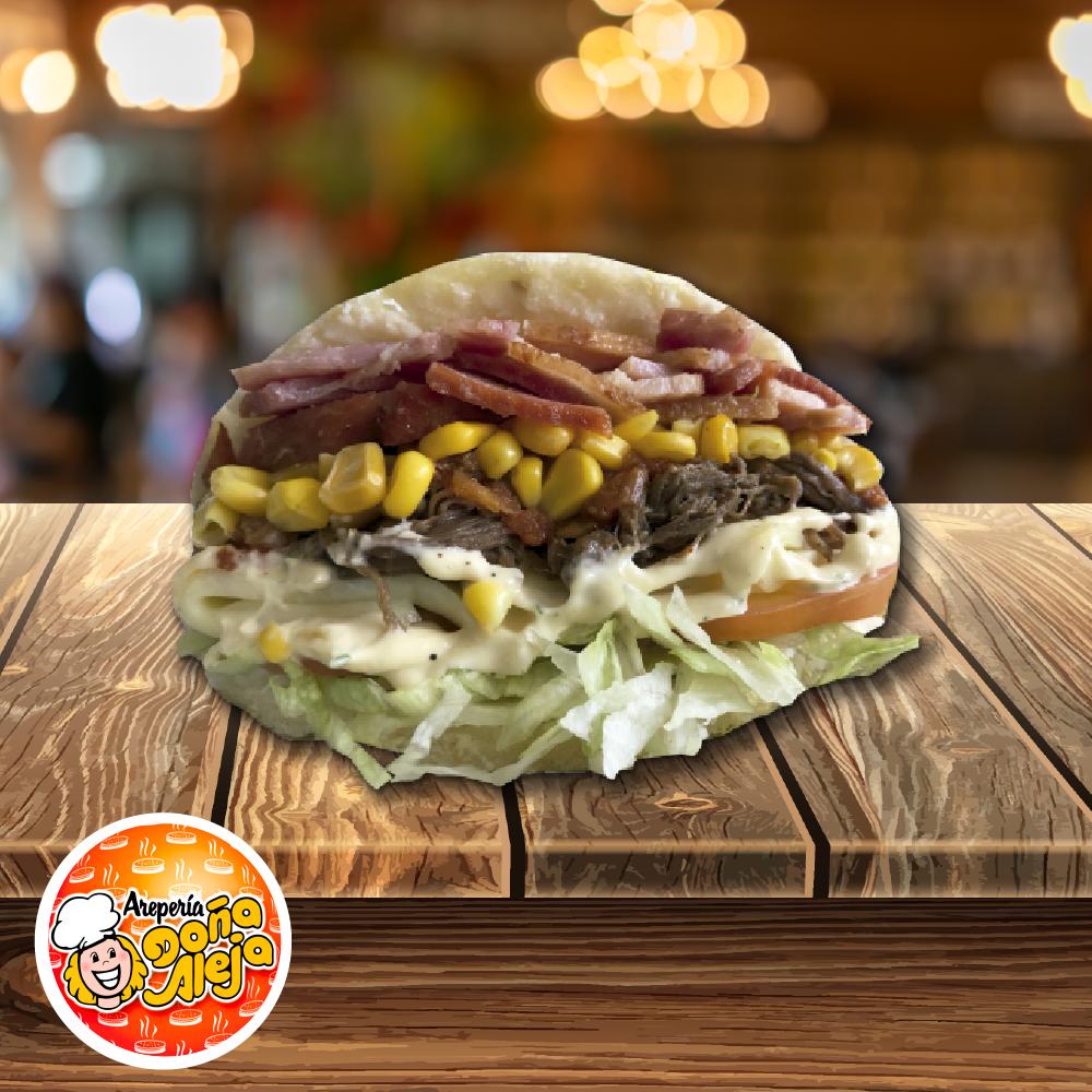 El Rancho de Aleja ¡Ponla como quieras! - Click en la imagen para escoger los ingredientes