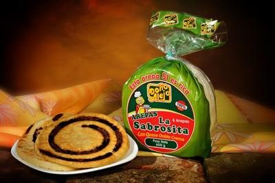 Arepa con queso La Sabrosita x 6 Un.