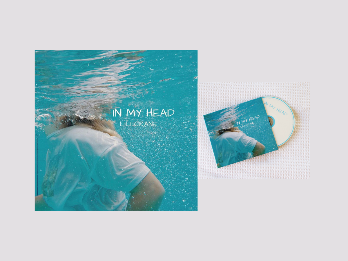 IN MY HEAD Physical Copy EP