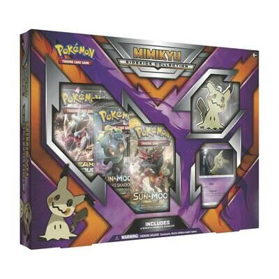 Pokémon TCG: Mimikyu Sidekick Collection