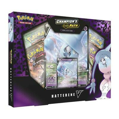Pokémon TCG: Champion's Path Collection (Hatterene V)