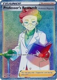 Professor's Research (Secret) / NM