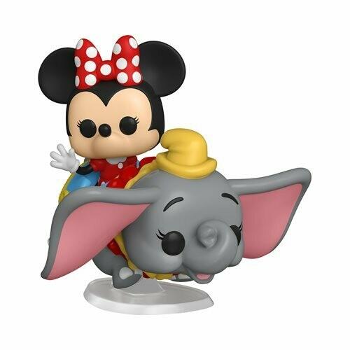 Disneyland 65th Anniversary Flying Dumbo Ride with Minnie Pop! Vinyl Ride