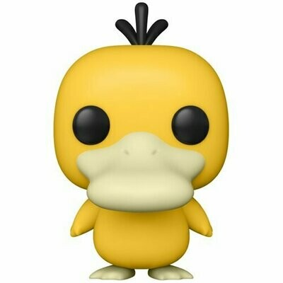 Pokemon Psyduck Pop! Vinyl Figure Pre-Order Shipping June/July 2021