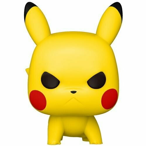 Pokemon Pikachu (Attack Stance) Pop! Vinyl Figure Pre-Order Shipping June/July