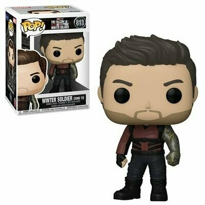 The Falcon and Winter Soldier Winter Soldier Pop! Vinyl Figure Pre-Order Shipping June/July