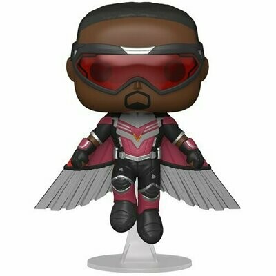 The Falcon and Winter Soldier Falcon (Flying) Pop! Vinyl Figure Pre-Oder Shipping May/June