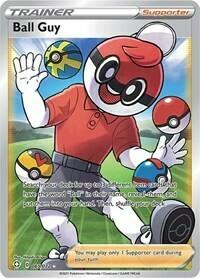 Ball Guy (Full Art) / NM