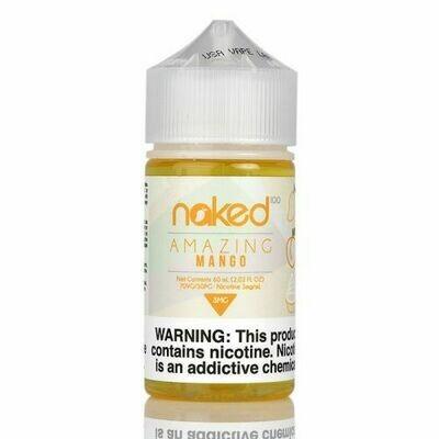 Naked Amazing Mango 60ml