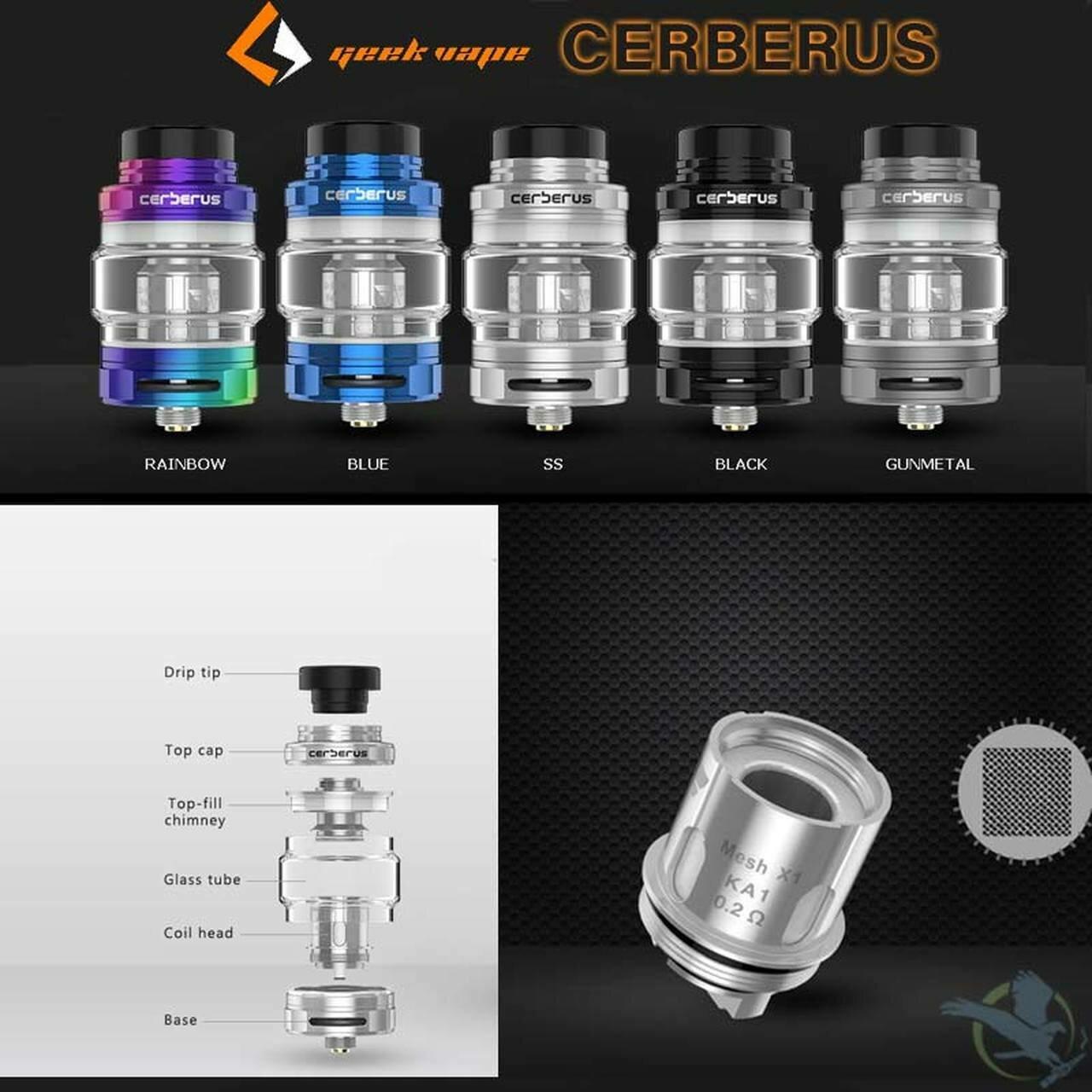 Geek Vape Ceberus Tank