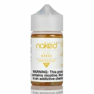 Naked Banana (Go Nanas) 60ml