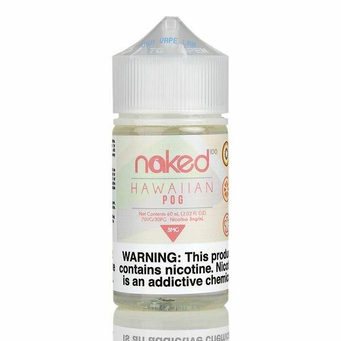 Naked Hawaiian Pog 60ml