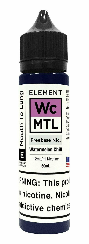 Watermelon Chill MTL by Element 60ml