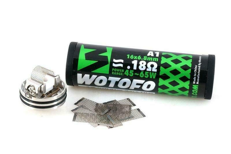 Wotofo Mesh RDA Coils