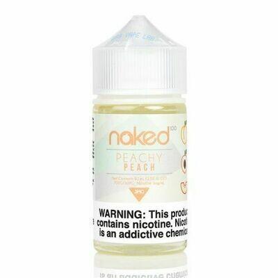 Naked  Peach 60ml