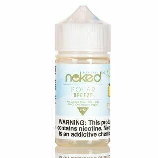Naked Frost Bite Melon 60ml