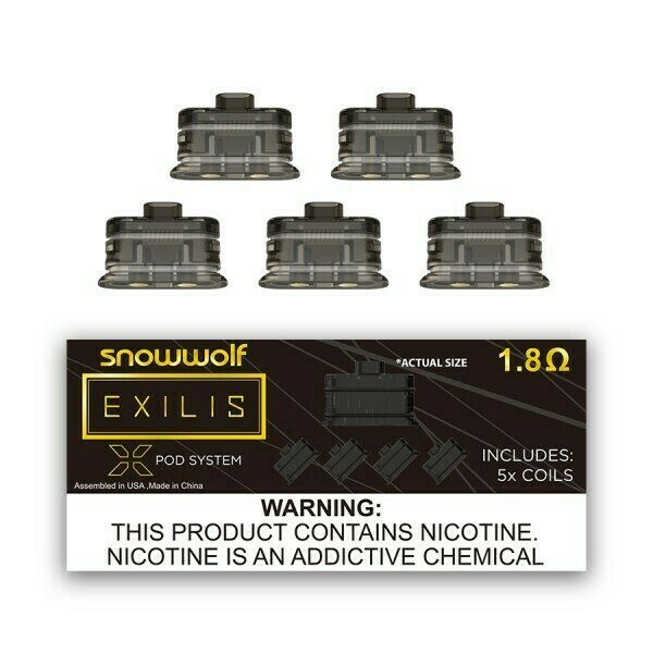 Snowwvlf Exilis Coils
